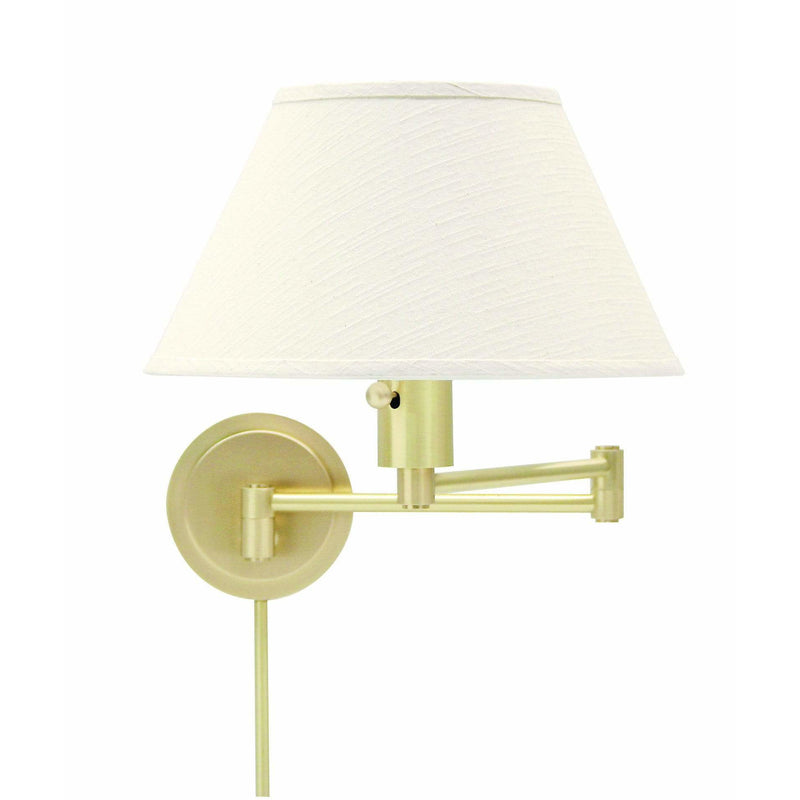 House Of Troy Wall Lamps Home Office Swing Arm Wall Lamp by House Of Troy WS14-51