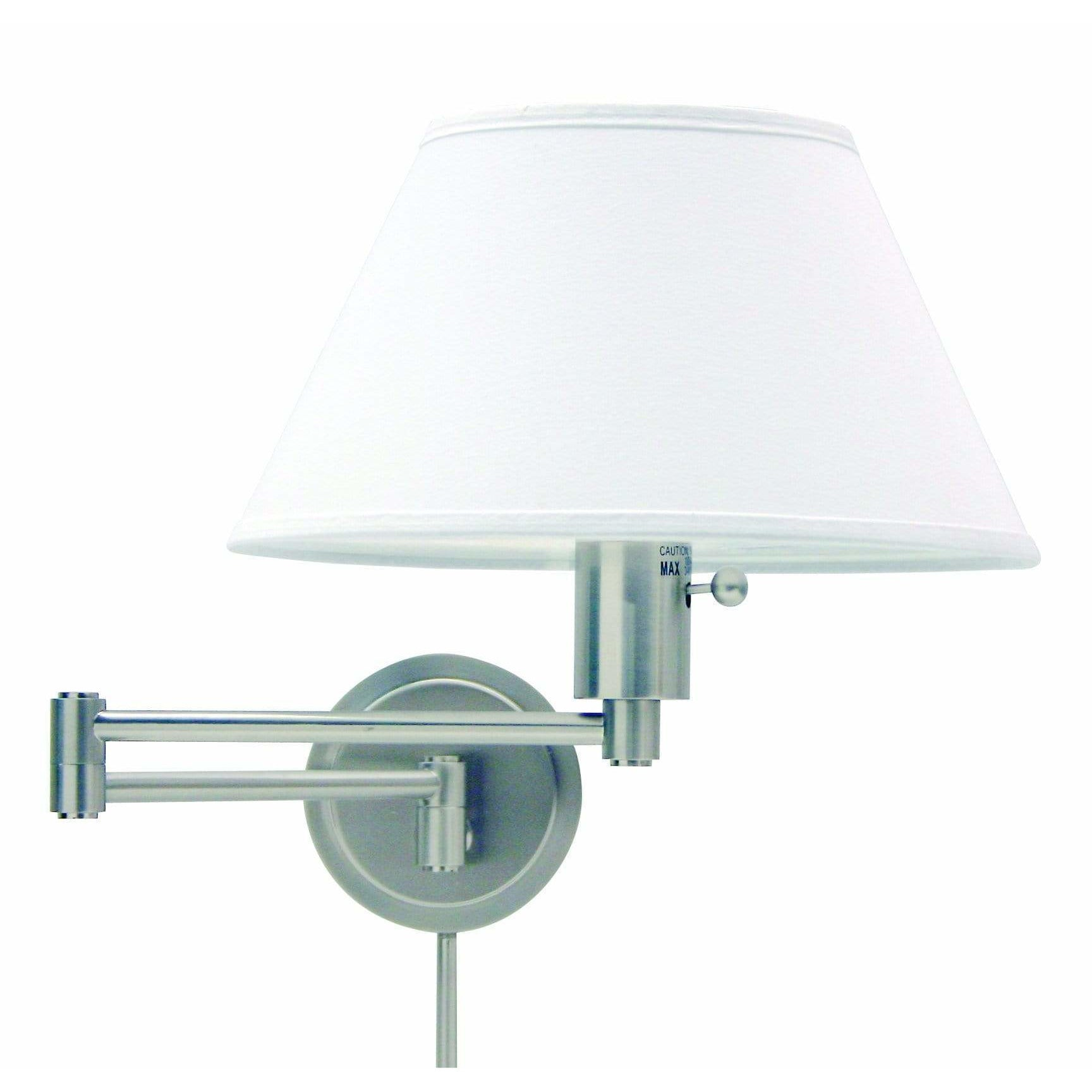 House Of Troy Wall Lamps Home Office Swing Arm Wall Lamp by House Of Troy WS14-52