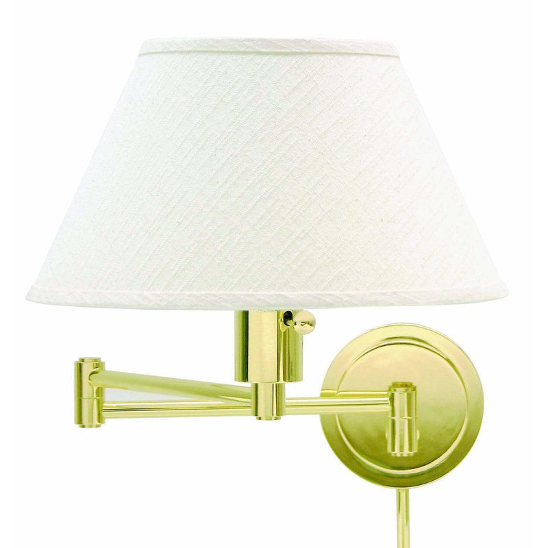 House Of Troy Wall Lamps Home Office Swing Arm Wall Lamp by House Of Troy WS14-61