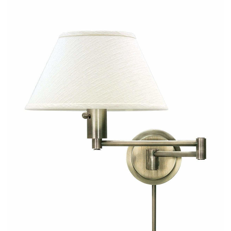 House Of Troy Wall Lamps Home Office Swing Arm Wall Lamp by House Of Troy WS14-71