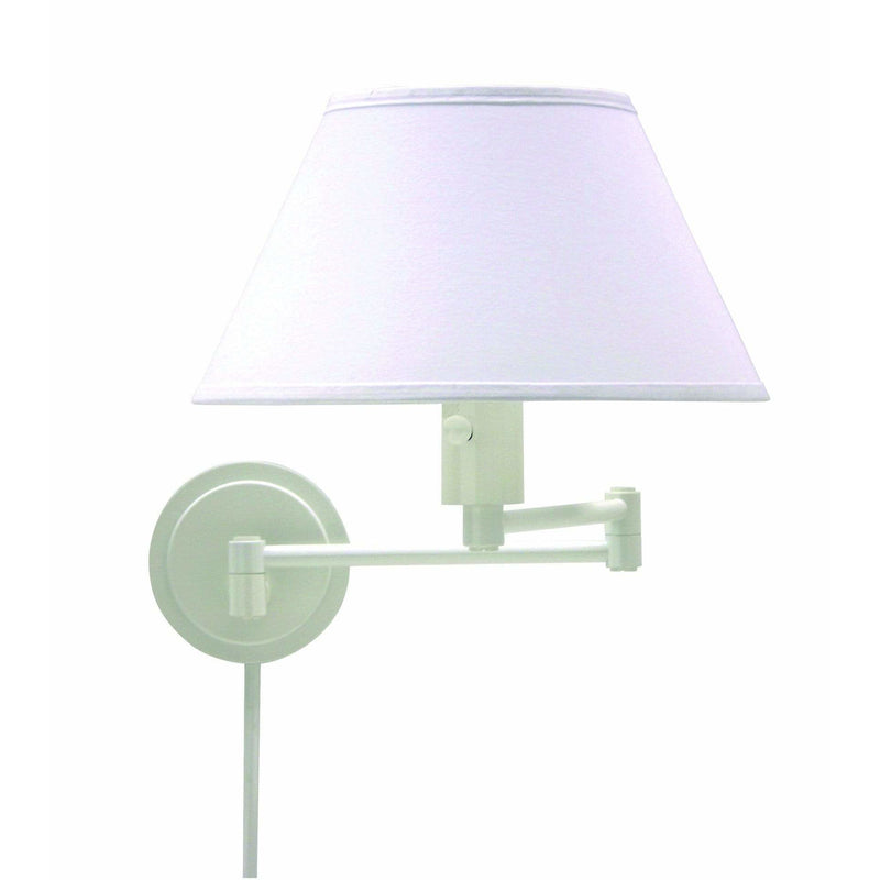 House Of Troy Wall Lamps Home Office Swing Arm Wall Lamp by House Of Troy WS14-9