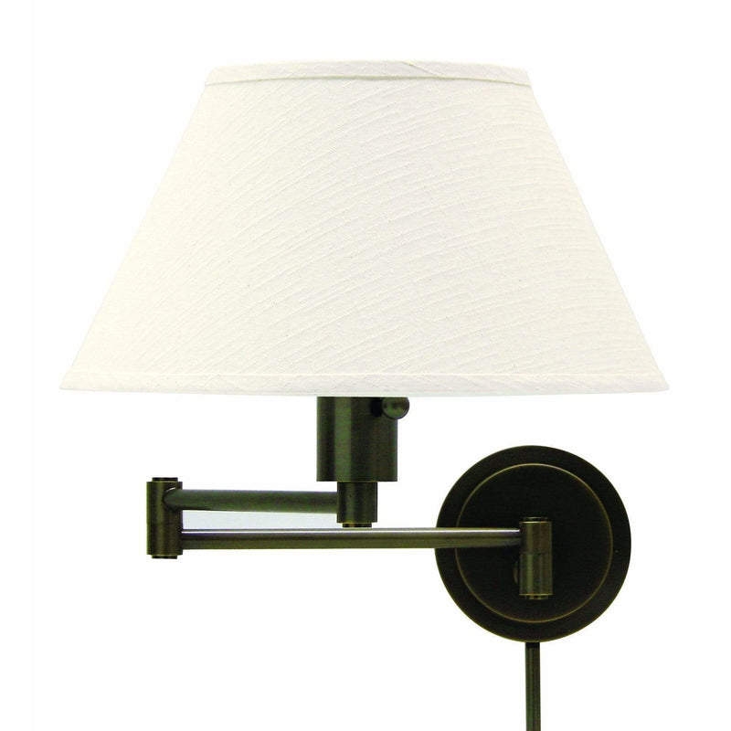 House Of Troy Wall Lamps Home Office Swing Arm Wall Lamp by House Of Troy WS14-91