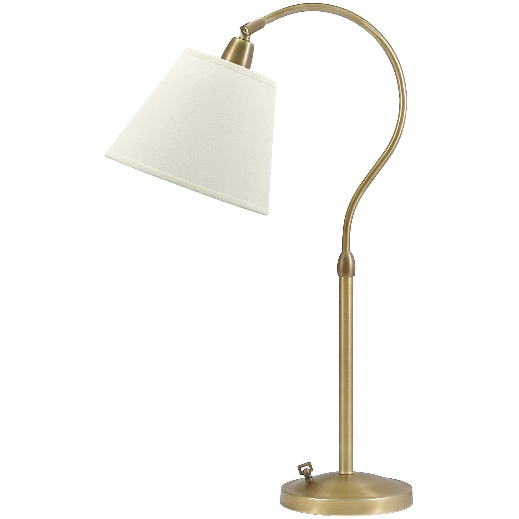 House Of Troy Table Lamps Hyde Park Table Lamp with Full Range Dimmer by House Of Troy HP750-WB-WL