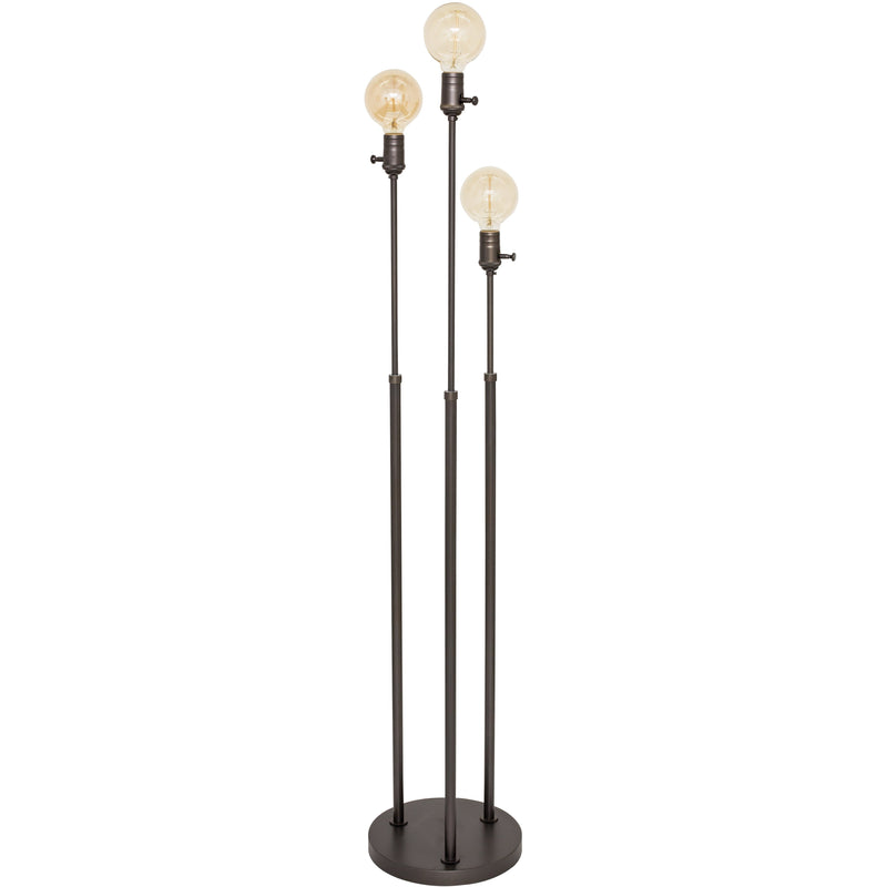 House Of Troy Floor Lamps Ira Floor Lamp by House Of Troy IR703-OB