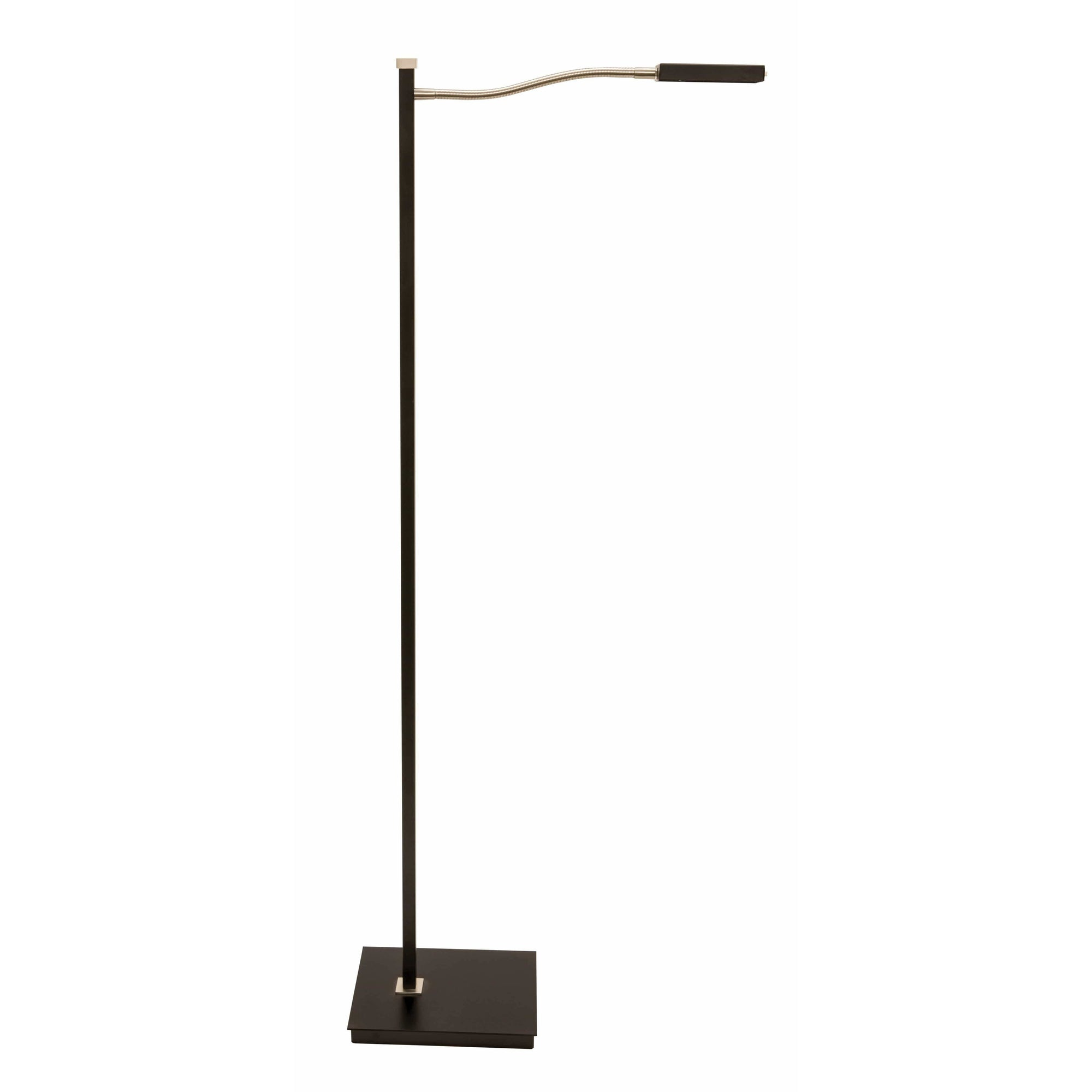 House Of Troy Floor Lamps Lewis Floor Lamp by House Of Troy LEW800-BLK