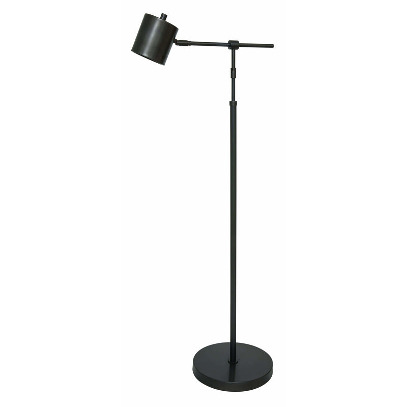 House Of Troy Floor Lamps Morris Floor Lamp by House Of Troy MO200-OB