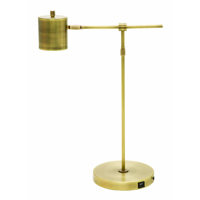 House Of Troy Table Lamps Morris Table Lamp by House Of Troy MO250-AB