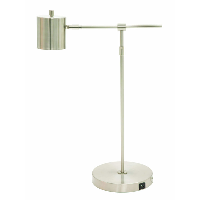 House Of Troy Table Lamps Morris Table Lamp by House Of Troy MO250-SN