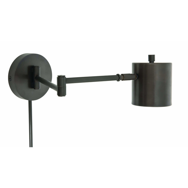 House Of Troy Wall Lamps Morris Wall Lamp by House Of Troy MO275-OB