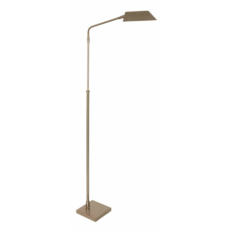 House Of Troy Floor Lamps Newbury Floor Lamp by House Of Troy NEW200-SN