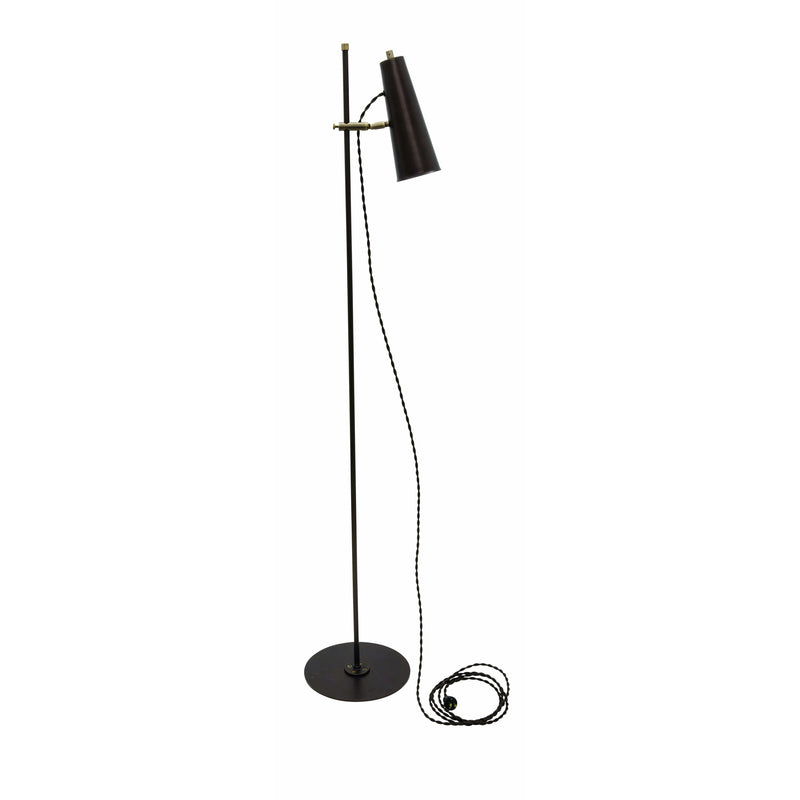 House Of Troy Floor Lamps Norton Floor Lamp by House Of Troy NOR300-CHBAB