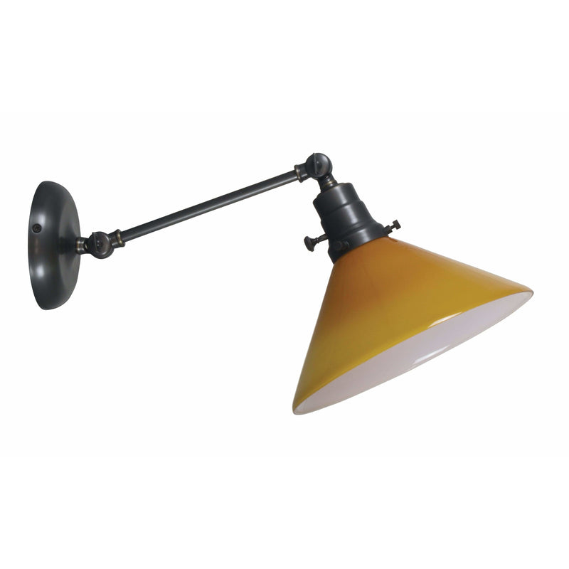 House Of Troy Wall Lamps Otis Wall Lamp by House Of Troy OT675-OB-AM