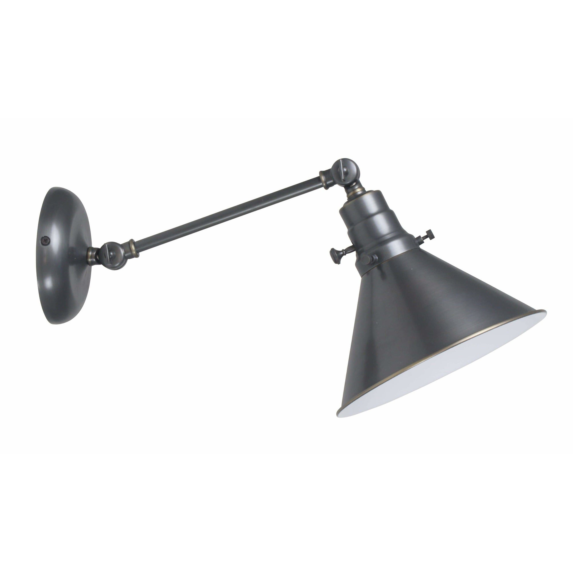 House Of Troy Wall Lamps Otis Wall Lamp by House Of Troy OT675-OB-MS