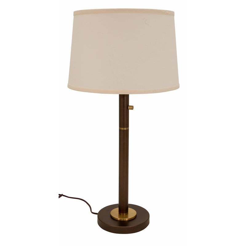 House Of Troy Table Lamps Rupert Table Lamp by House Of Troy RU750-CHB