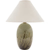 House Of Troy Table Lamps Scatchard Stoneware Table Lamp by House Of Troy GS150-DCG