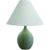 House Of Troy Table Lamps Scatchard Stoneware Table Lamp by House Of Troy GS300-CG