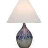 House Of Troy Table Lamps Scatchard Stoneware Table Lamp by House Of Troy GS300-DG