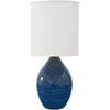 House Of Troy Table Lamps Scatchard Stoneware Table Lamp by House Of Troy GS301-MID
