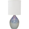 House Of Troy Table Lamps Scatchard Stoneware Table Lamp by House Of Troy GS401-DG