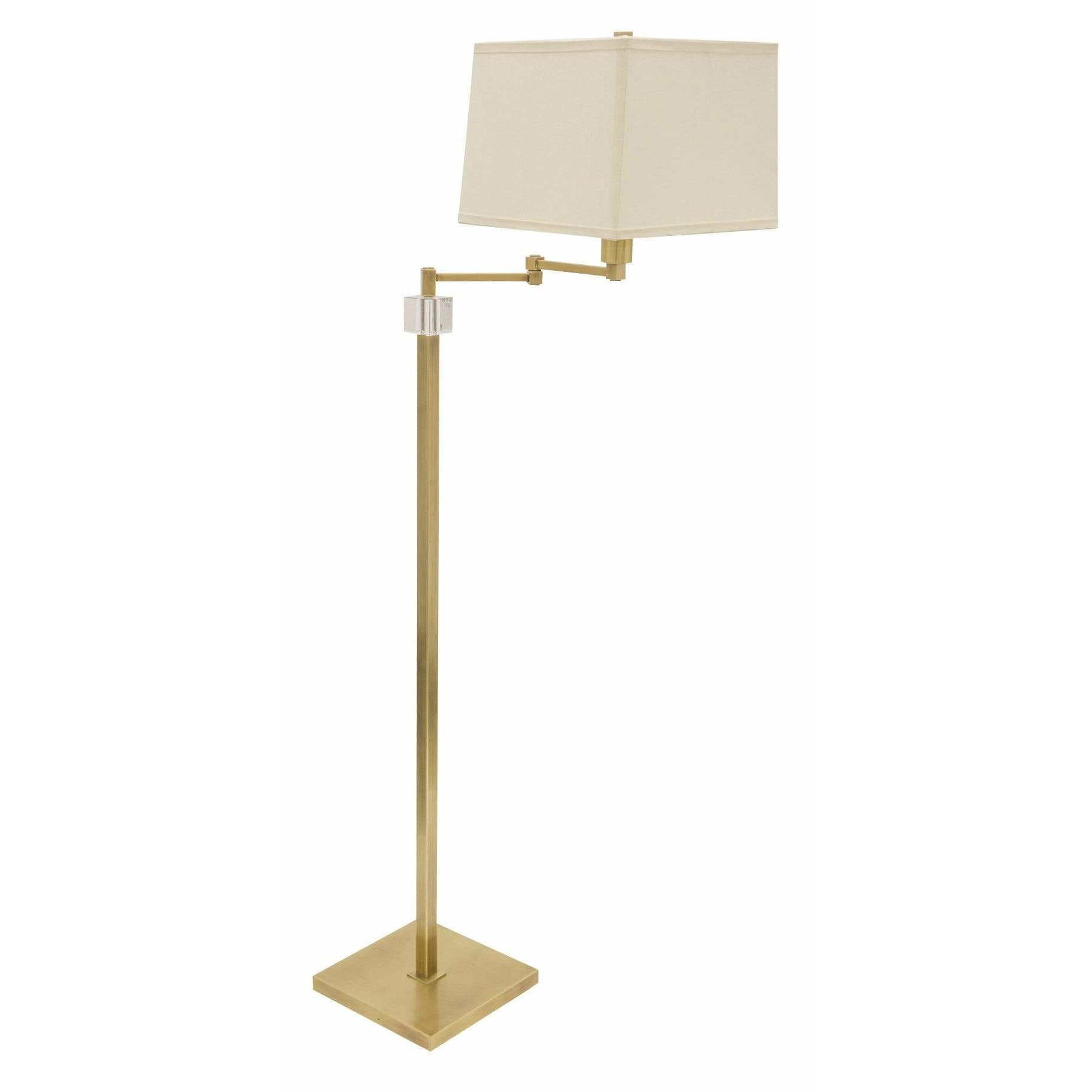 House Of Troy Floor Lamps Somerset Floor Lamp by House Of Troy S901-AB