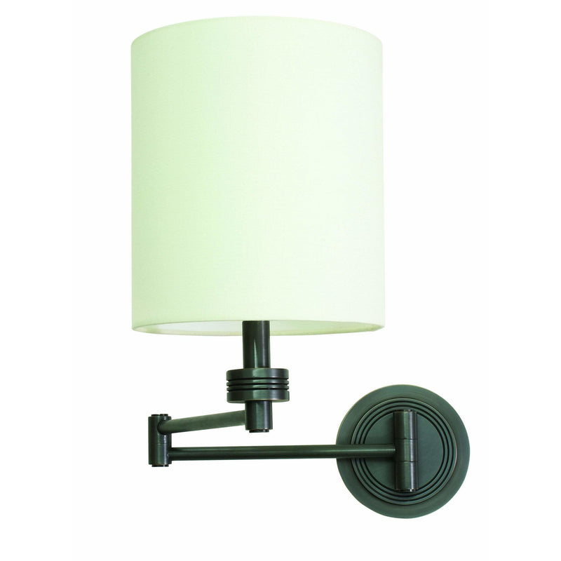 House Of Troy Wall Lamps Swing Arm Wall Lamp by House Of Troy WS775-OB
