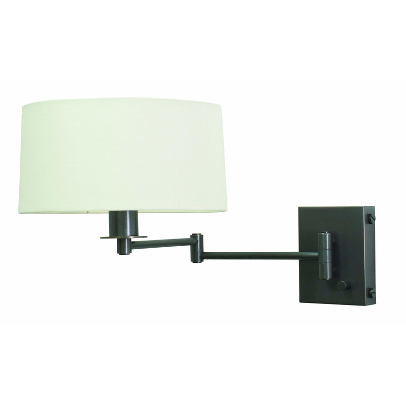 House Of Troy Wall Lamps Swing Arm Wall Lamp by House Of Troy WS776-OB