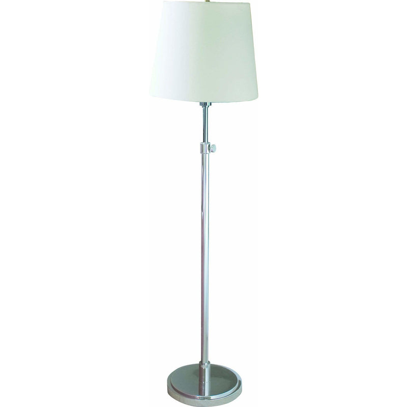 House Of Troy Floor Lamps Townhouse Adjustable Floor Lamp by House Of Troy TH701-PN