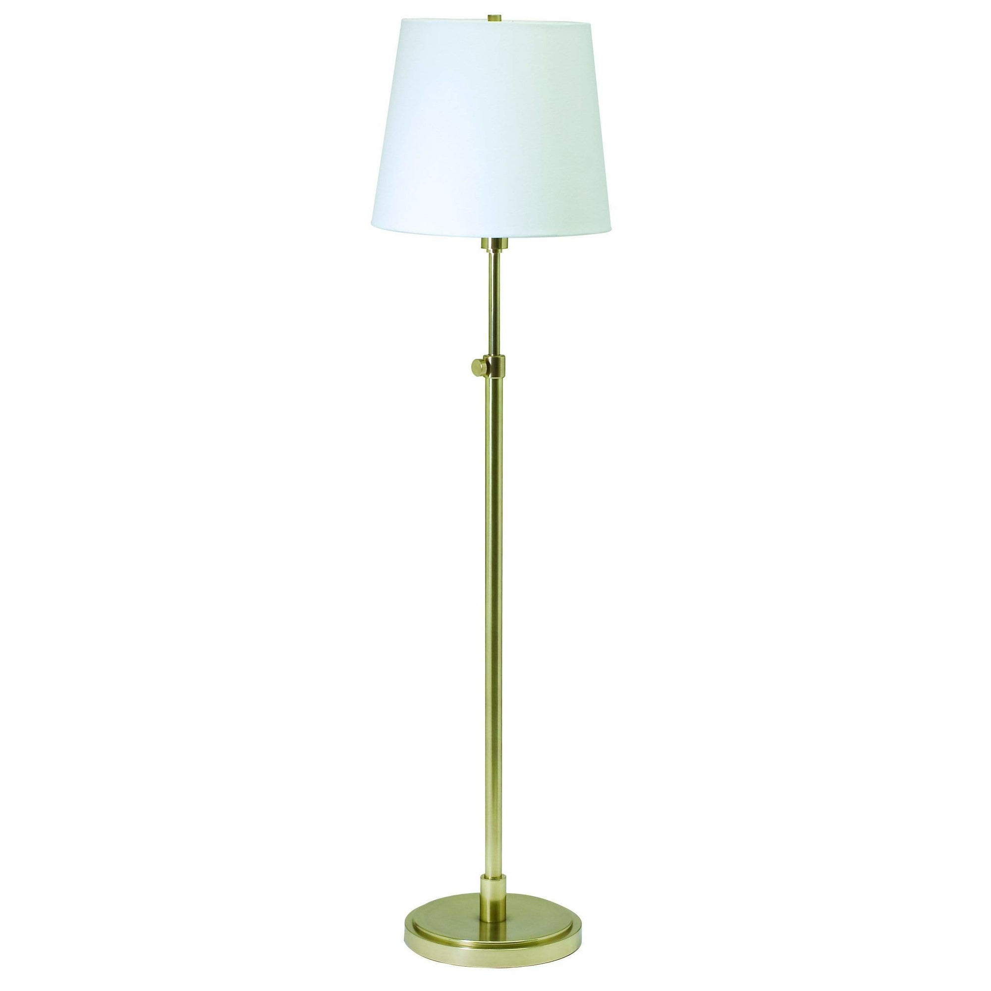 House Of Troy Floor Lamps Townhouse Adjustable Floor Lamp by House Of Troy TH701-RB