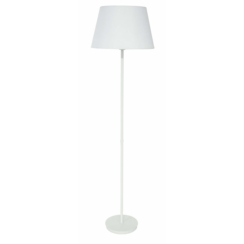 House Of Troy Floor Lamps Vernon Floor Lamp by House Of Troy VER500-WT