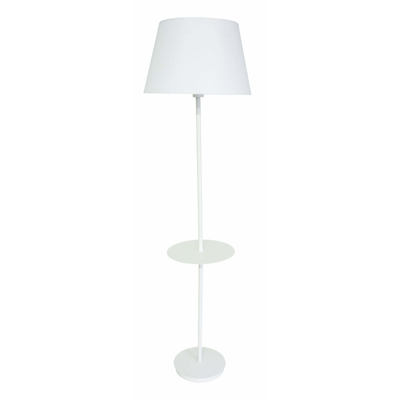House Of Troy Floor Lamps Vernon Floor Lamp by House Of Troy VER502-WT