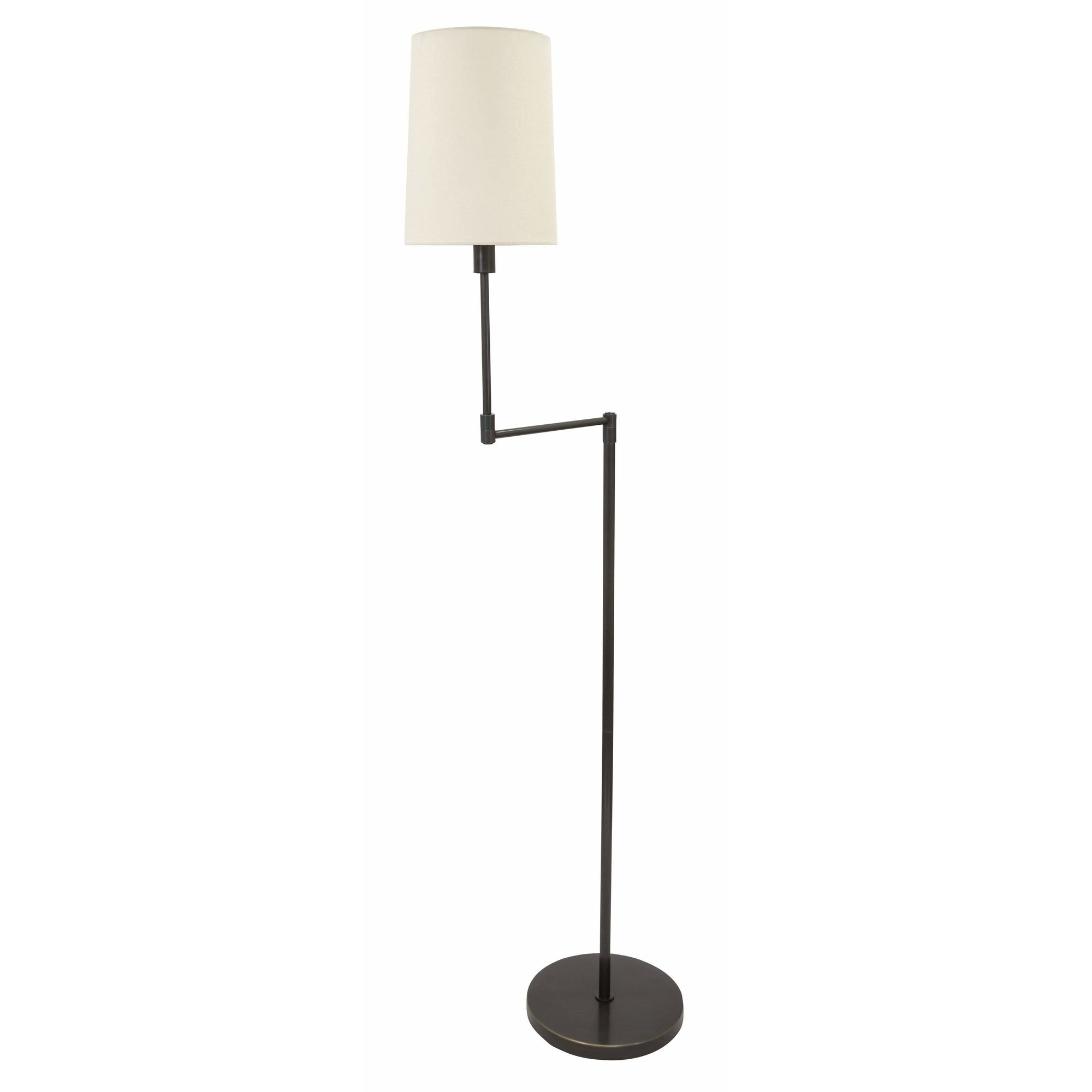 House Of Troy Floor Lamps Wolcott Floor Lamp by House Of Troy WOL400-OB