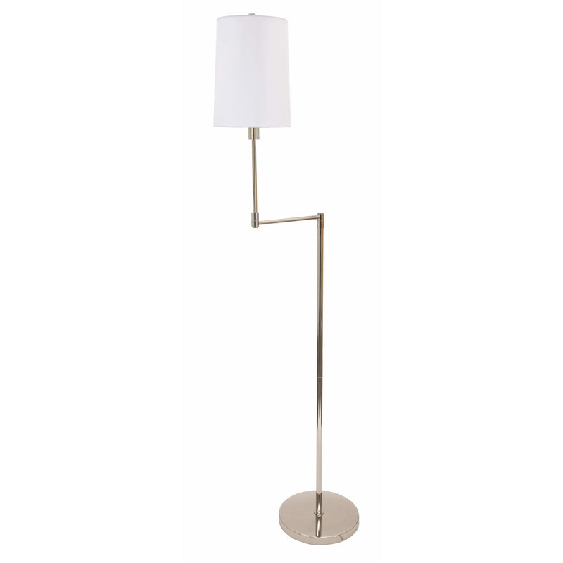 House Of Troy Floor Lamps Wolcott Floor Lamp by House Of Troy WOL400-PN