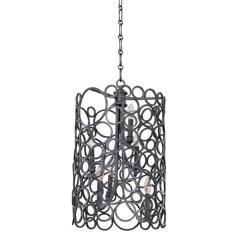 Kalco Lighting Foyers Heirloom Bronze Ashbourne 16 Inch Foyer By Kalco Lighting 2762