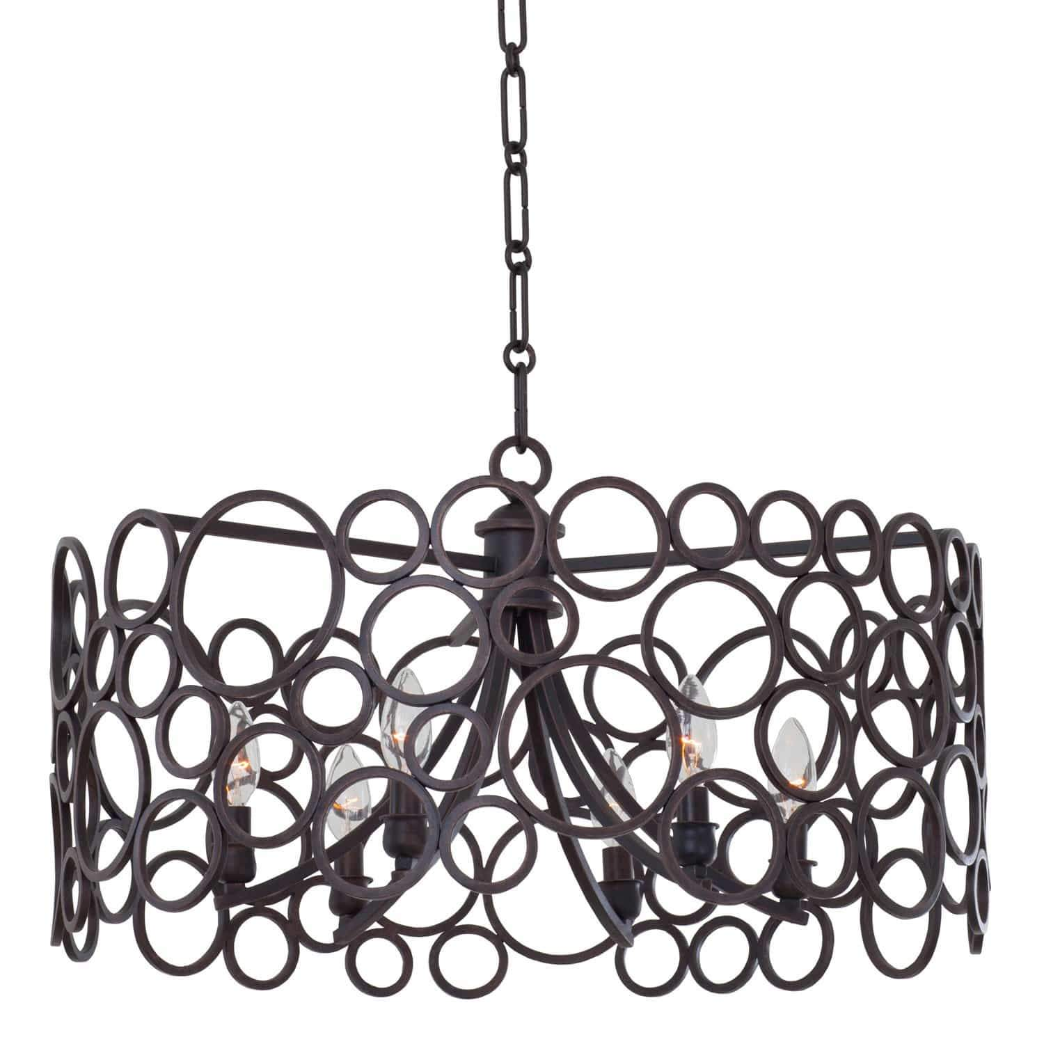 Kalco Lighting Pendants Heirloom Bronze Ashbourne Small Foyer By Kalco Lighting 2761