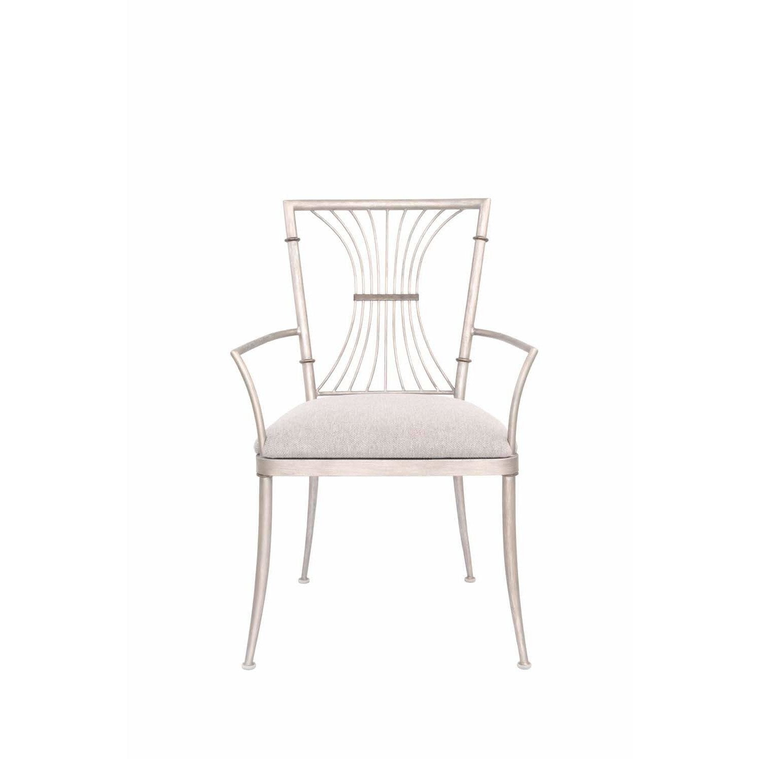 Kalco Lighting Chairs Pearl Silver Bal Harbour Dining Chair By Kalco Lighting 800101