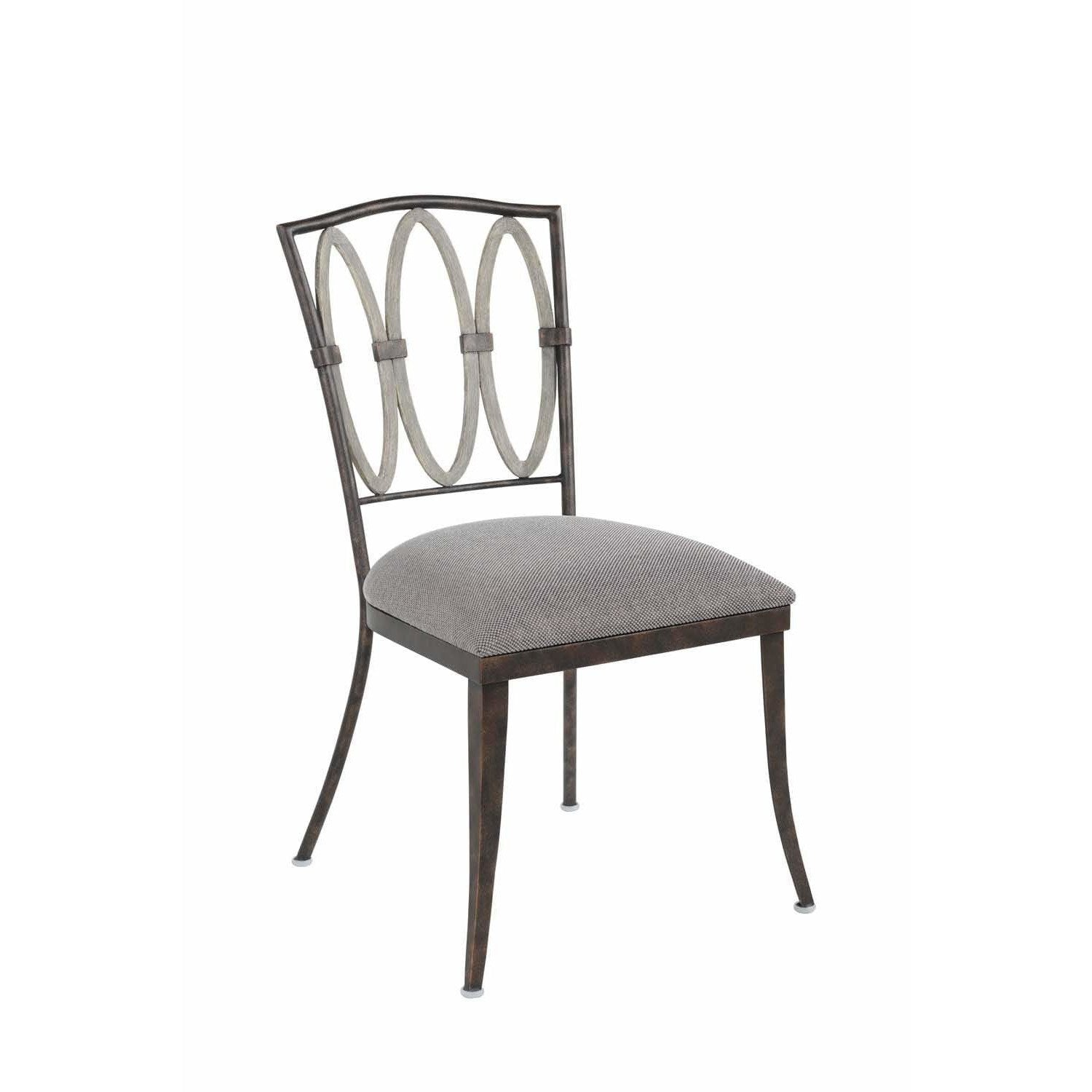 Kalco Lighting Chairs Florence Gold Belmont Dining Chair By Kalco Lighting 800401