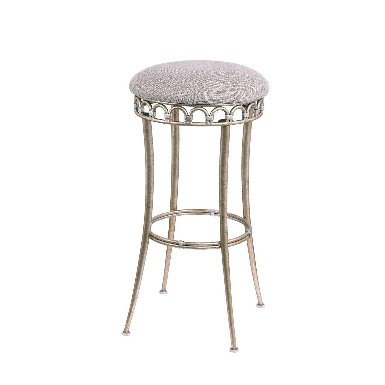 Kalco Lighting Bar Stools Platinum Biscayne Pub Chair By Kalco Lighting 800204