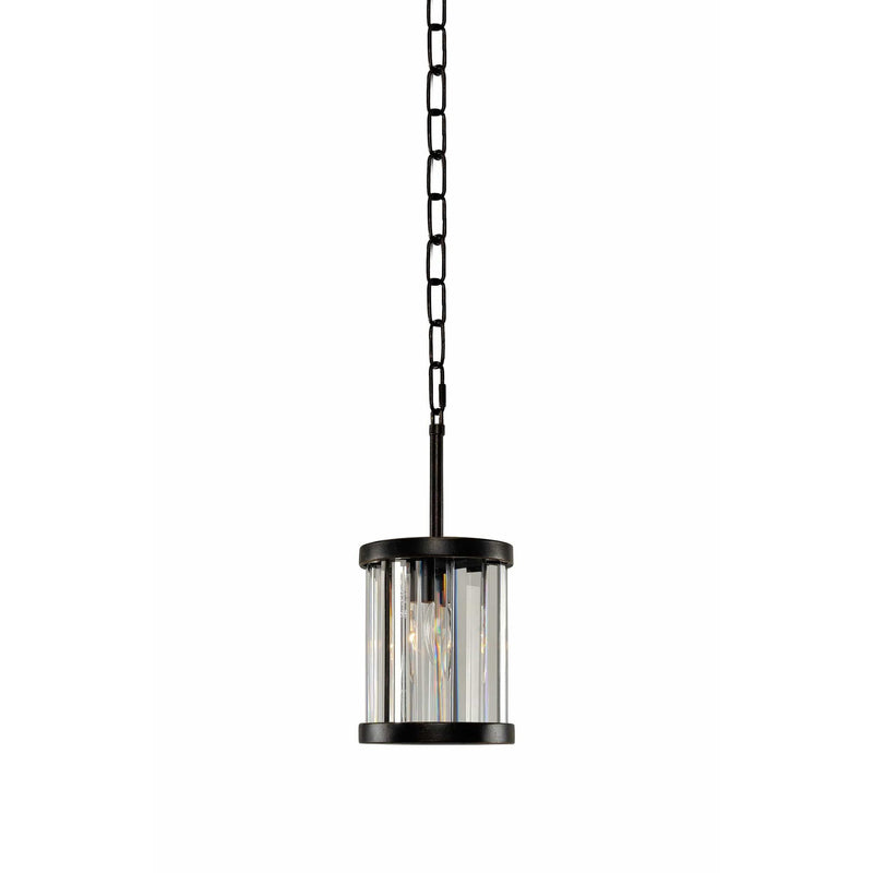 Kalco Lighting Mini Pendants Sienna Bronze Essex 1 Light Mini Pendant By Kalco Lighting 314250