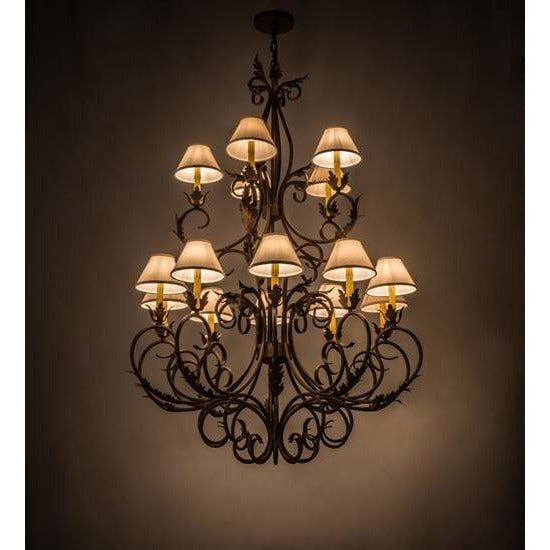 Meyda Lighting Ceiling Fixture, Chandeliers Default Alexandria Ceiling Fixture By Meyda Lighting 169636