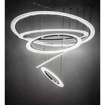 Meyda Lighting Ceiling Fixture, Pendants Default Anillo Ceiling Fixture By Meyda Lighting 174869