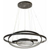Meyda Lighting Ceiling Fixture, Pendants Default Anillo Ceiling Fixture By Meyda Lighting 191286