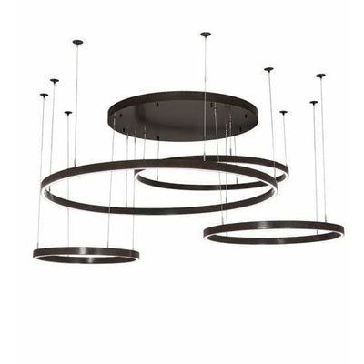 Meyda Lighting Ceiling Fixture, Pendants Default Anillo Ceiling Fixture By Meyda Lighting 216321