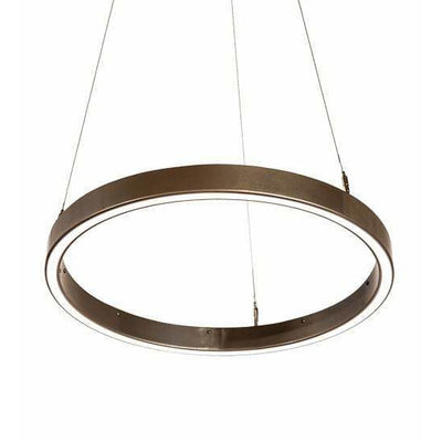 Meyda Lighting Ceiling Fixture, Pendants Default Anillo Halo Ceiling Fixture By Meyda Lighting 202453