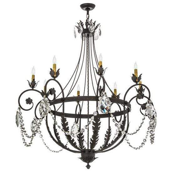 Meyda Lighting Ceiling Fixture, Chandeliers Default Antonia Ceiling Fixture By Meyda Lighting 167783