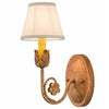 Meyda Lighting Wall Sconces, One Light Default Antonia Wall Sconces By Meyda Lighting 178451