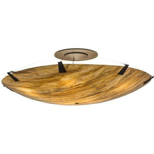 Meyda Lighting Ceiling Fixture, Semi Flushes Default Araneta Ceiling Fixture By Meyda Lighting 167766