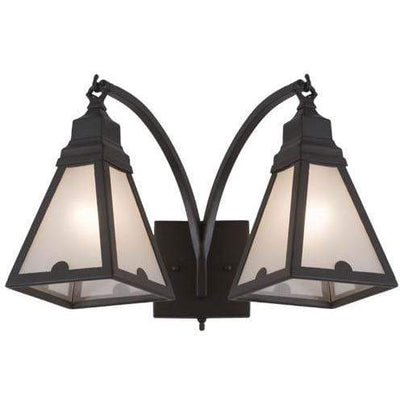 Meyda Lighting Wall Sconces, Two Lights Default Arnage Wall Sconces By Meyda Lighting 177244