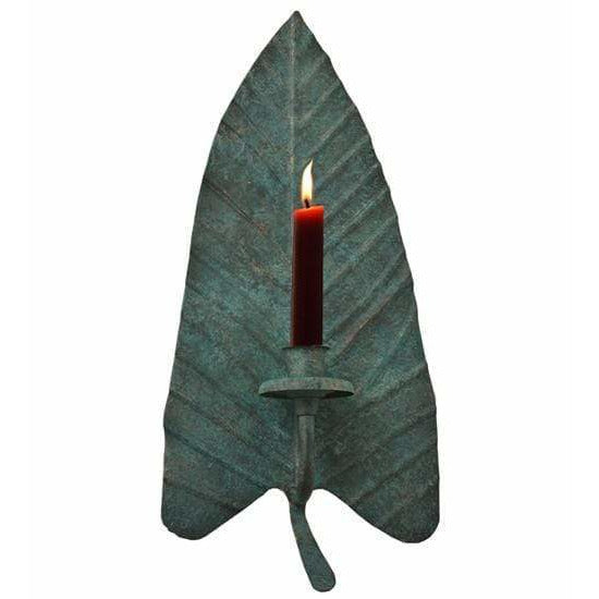 Meyda Lighting Novelty Lamps And Accessories, Candle Holders Default Arum Leaf Novelty Lamps And Accessories By Meyda Lighting 121493