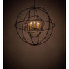 Meyda Lighting Ceiling Fixture, Chandeliers Default Atom Enerjisi Ceiling Fixture By Meyda Lighting 183063