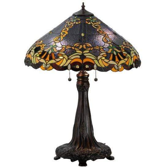 Meyda Lighting Table Lamps, Lamps Default Baroque Vine Table Lamps By Meyda Lighting 143754